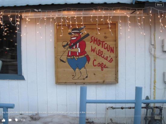 Shotgun Willie's: Shotgun Willies, Red River, NM