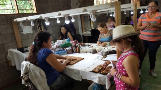 Sr y Sra Ese Factory Tour : talleres de madera