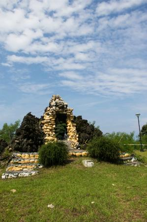 Parola Park: Grotto of Mary