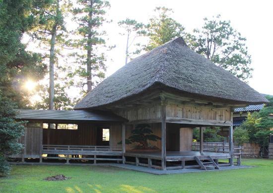 Daizen Shrine No Stage