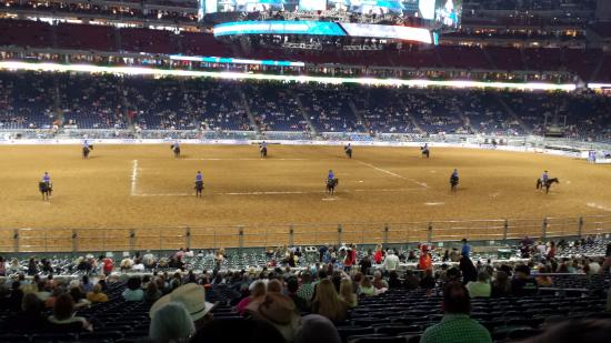 Rodeo Houston Or Houston Livestock Show And Rodeo All
