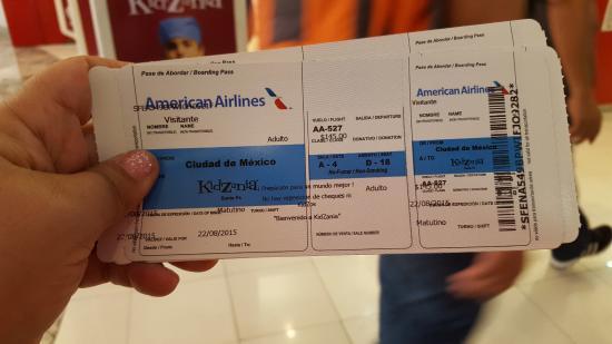 KidZania Santa Fe: los boletos para el gran viaje