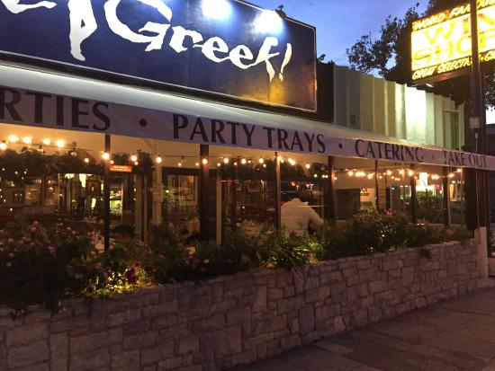 The Great Greek Restaurant and Taverna : The Great Greek