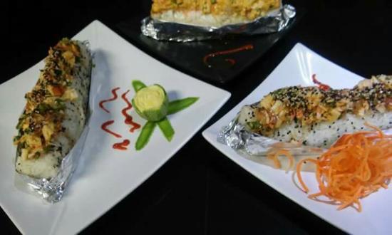 Hashiru Sushi - Bar