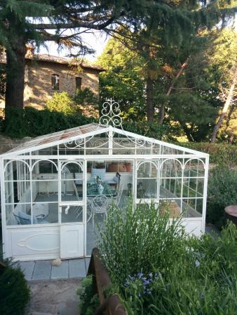 Villa Mina : Giardino d inverno