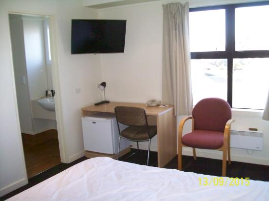The Thorndon Hotel Wellington by Rydges: Our room