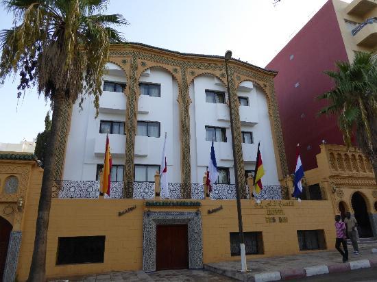 Hotel Fes Inn - Sodetel: 外観