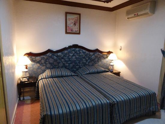 Fes Inn: 部屋