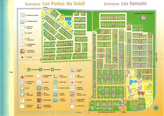 Jardin de la location photo de domaine les tamaris et les portes du soleil portiragnes - Portes du soleil portiragnes ...