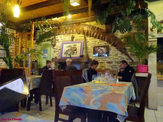 L Ancre Restaurant Concarneau