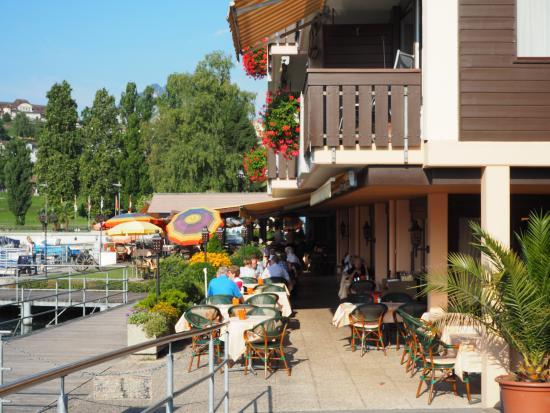 Seegarten Hotel Marina: Seegarten Marina  restaurant