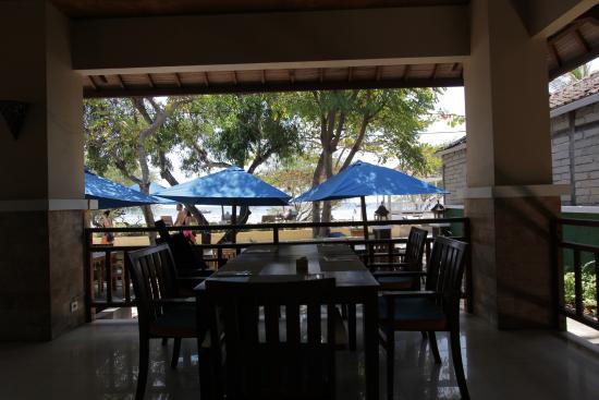Villa Grasia Resort & Spa: ristorante