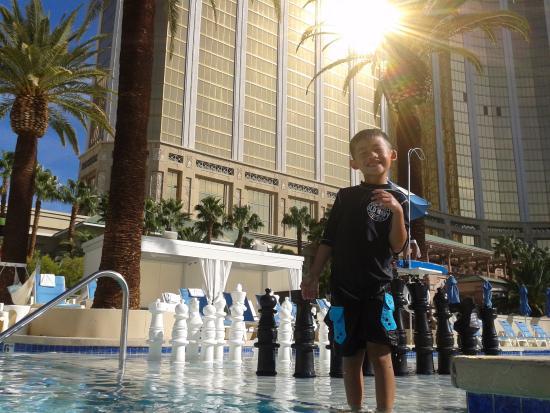 Delano Las Vegas Beach Club