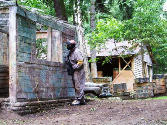 Paintball Benesov