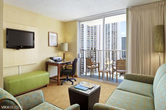 Waikiki Resort Hotel : Mini Suite