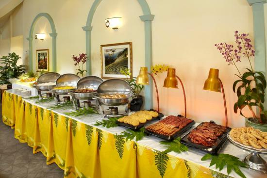 Waikiki Resort Hotel : Ilima Buffet