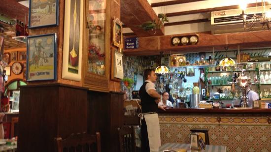 Las Cancelas: Le restaurant