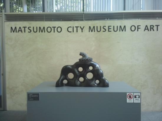 草間彌生 - Foto di Matsumoto City Museum of Art, Matsumoto - TripAdvisor