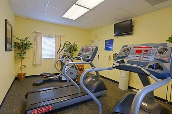 Hampton Inn Vero Beach: Fitness Center