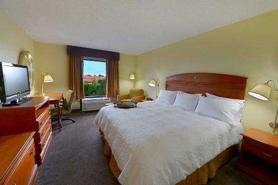 Hampton Inn Vero Beach:  King Room