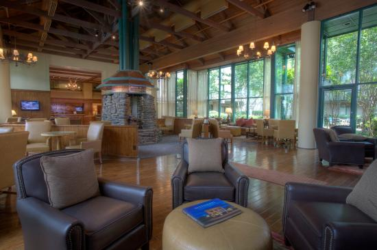 Cabot Lodge Jackson North - A Red Lion Hotel: Lobby View