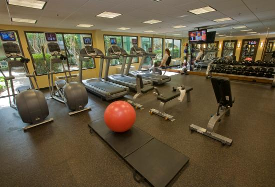 Cabot Lodge Jackson North - A Red Lion Hotel: Fitness Room