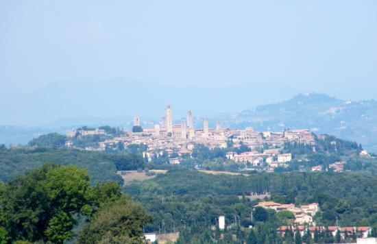Montespertoli, Italia: Beautiful Tuscany countryside