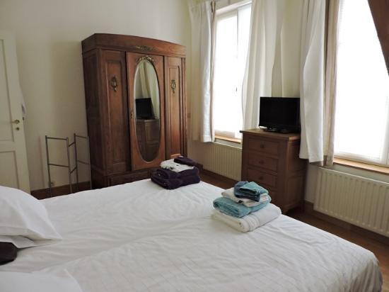 Chambre d 39 hotes light 95 bruxelles belgique voir les for Appart hotel 2 chambres bruxelles