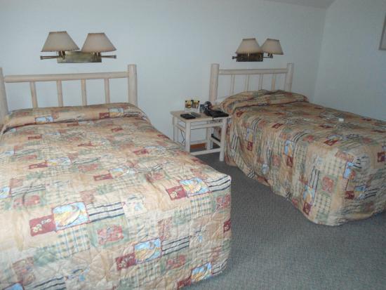 hotelkamer Dunraven Lodge
