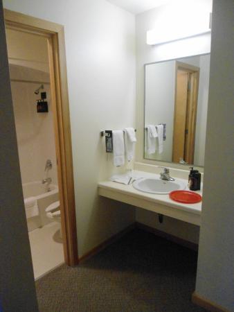 badkamer Dunraven Lodge