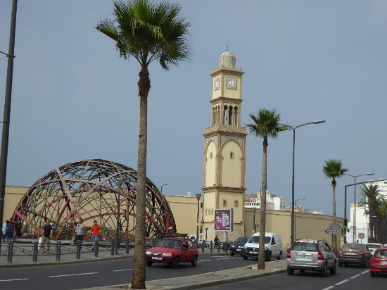 Casablanca, Marruecos: 周辺