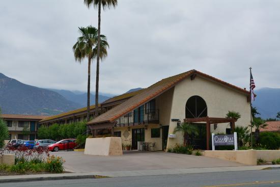 Casa Ojai Inn: Exterior view