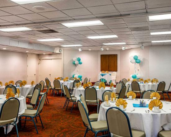 Quality Inn & Suites Montebello: CABBANQUET