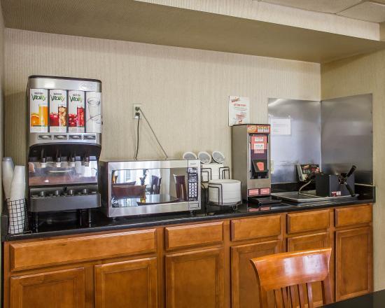 Comfort Inn Wethersfield-Hartford: CTBkfast