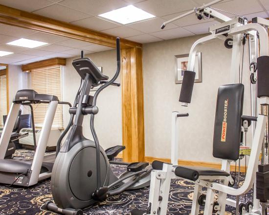 Comfort Inn Wethersfield-Hartford: CTFitness