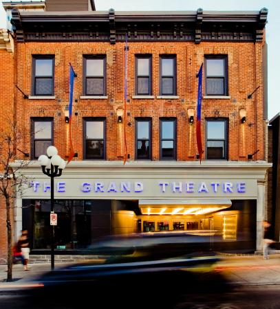 Comfort Inn - Highway 401: Grand Theatre