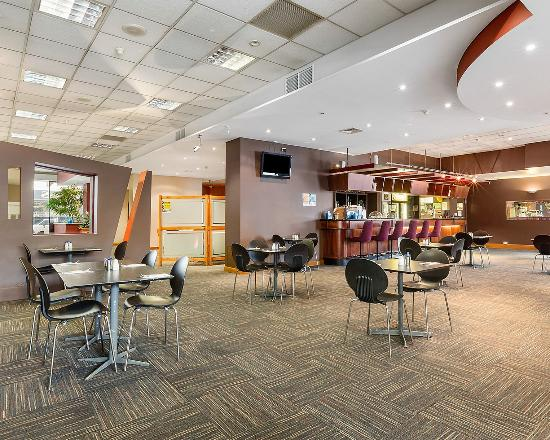 Quality Hotel Hobart Midcity: Restaurant