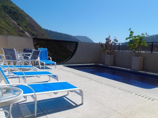 Majestic Rio Palace Hotel: Vue de la piscine