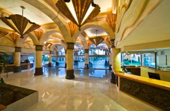 Villa del Palmar Beach Resort & Spa Los Cabos: Lobby
