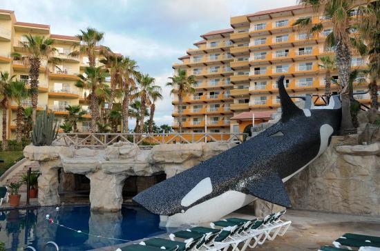 Villa del Palmar Beach Resort & Spa Los Cabos: Whaleslide Lan Ape