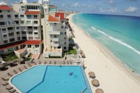 Bsea Cancun Plaza View