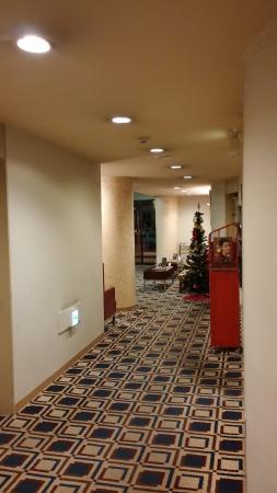 APA Hotel Sapporo Odorikoen: 호텔안