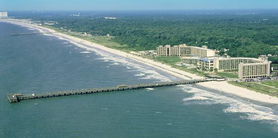 Springmaid Beach Resort & Conference Center: Springmaid Resort - 27 Oceanfront Acres