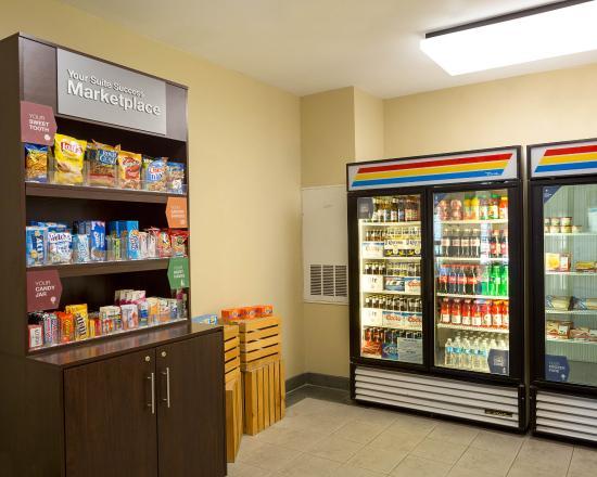 Comfort Suites : Marketplace