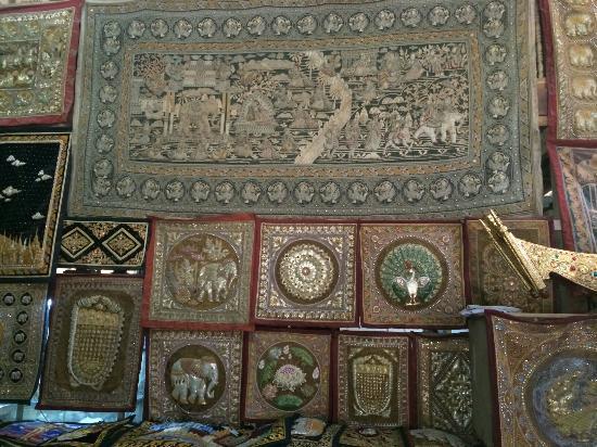 Mandalay Handicrafts Tour Picture Of Myanmar Rendezvous Yangon