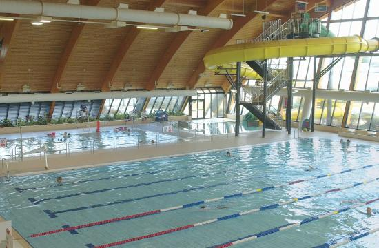 Swimming Pools And Slides Picture Of Littledown Centre Bournemouth Tripadvisor