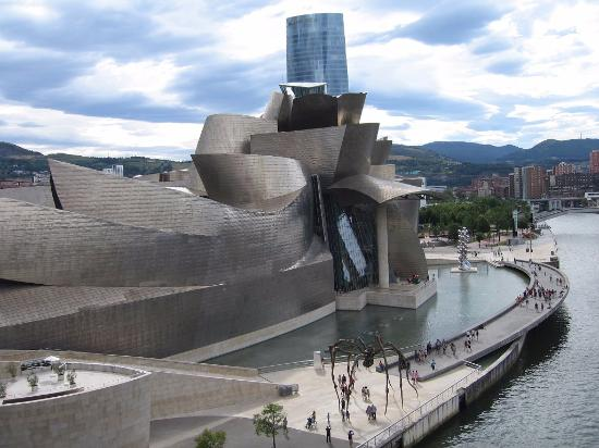 Hotel Modus Vivendi: Guggenheim Museum
