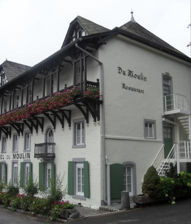 Hotel Du Moulin : een aanrader