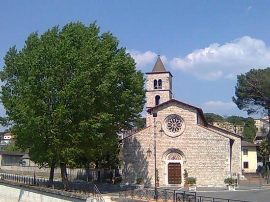 Ceccano, Italien: Santuario di Santa Maria a Fiume
