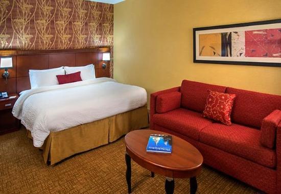 Wayne, Pensilvania: King Guest Room